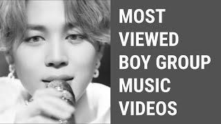 [TOP 100] MOST VIEWED KPOP BOY GROUP MUSIC VIDEOS (December 2020)