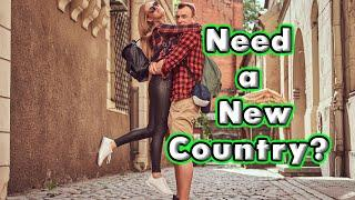 Top 10 Easiest Countries Americans can immigrate to.