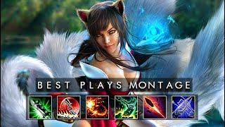 LoL Best Plays Montage #30 League of Legends S10 Montage
