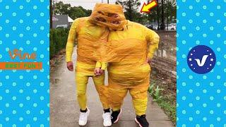New Funny Videos 2020 ● People doing stupid things P125