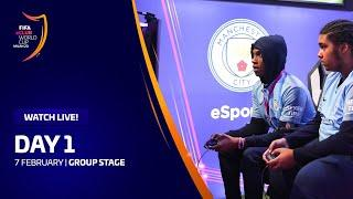 FIFA eClub World Cup 2020 - Day 1 - Group Stage