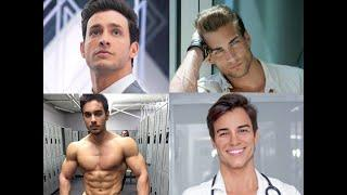 Top 10 Hottest Male Doctors In The World   2020
