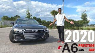 2020 Audi A6 Prestige S-Line  [Top 10 Things You Need To Know]