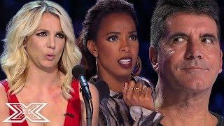 TOP 3 'OMG!' Auditions That SHOCKED The X Factor USA Judges | X Factor Global