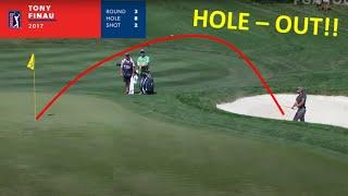 Top-10 all-time shots from the Valspar Championship!!