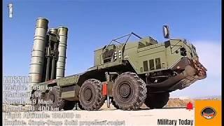 Top 10 BEST Anti Air Missile System 2017-2022 SAM ТОП 10 ЛУЧШИХ ракетных комплексов 2017 - 2022 ПВО