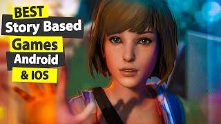 Top 10 BEST OFFLINE STORY Based Games For Android 2020 | offline Games Best