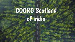 top 10 most visited place in COORG
