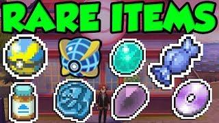 BEST ITEM LOCATIONS IN POKEMON SWORD AND SHIELD! Useful / Rare Item Guide