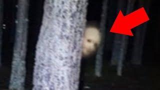 Vídeos Mas Extraños Grabados en Bosques