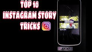 TOP 10 INSTAGRAM STORY TIPS AND TRICKS |MALAYALAM VIDEO